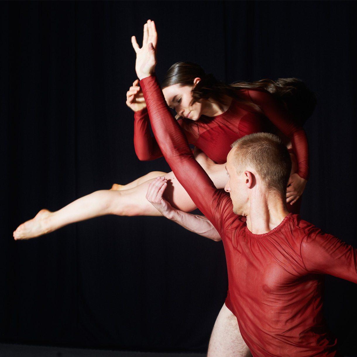 Kerry Nicholls choreography